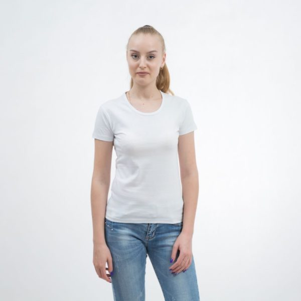 T-shirts women's white