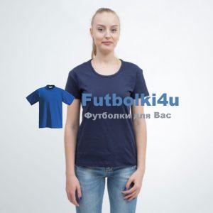 T-shirts women's dark blue