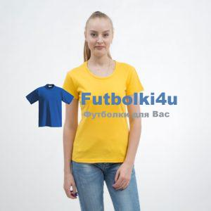 Women's yellow t-shirts