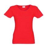 T-shirts women's red