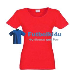 T-shirts women's red