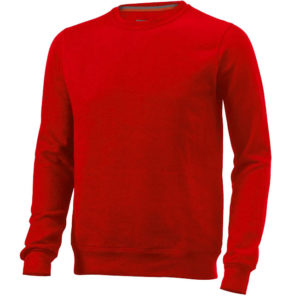 sweater-red
